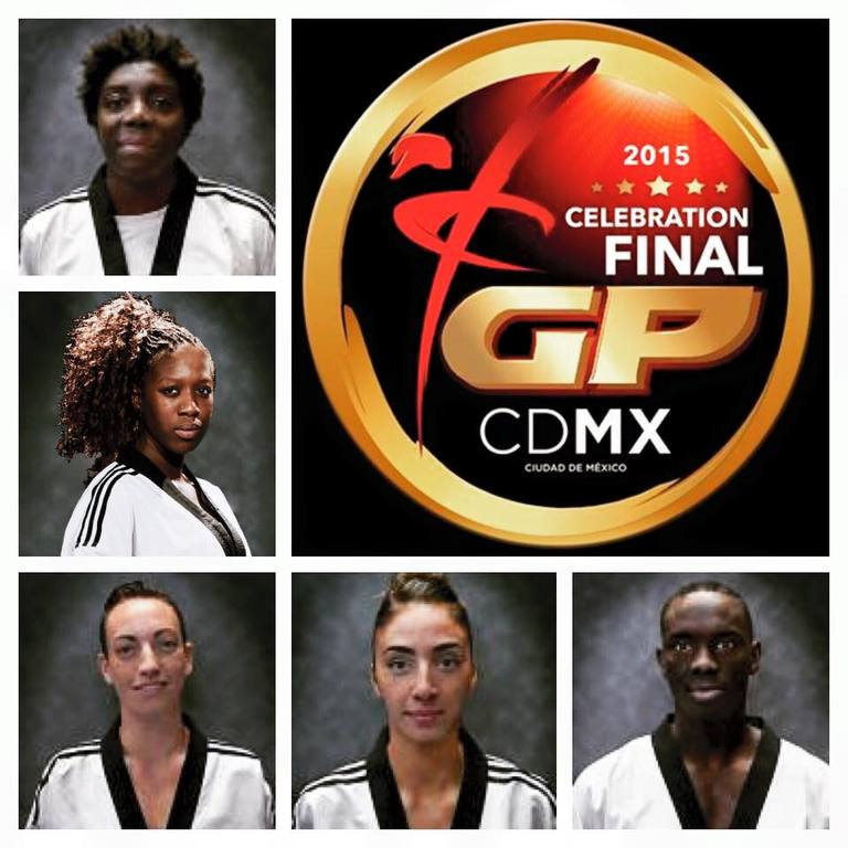 World Taekwondo Grand Prix Final, Mexico City 2015